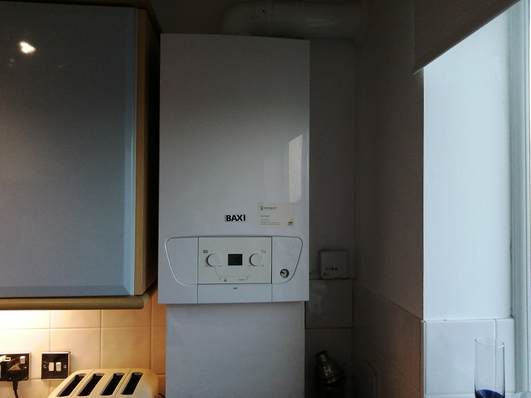 Knights plumbing and heating guide to boiler maintenance and installation